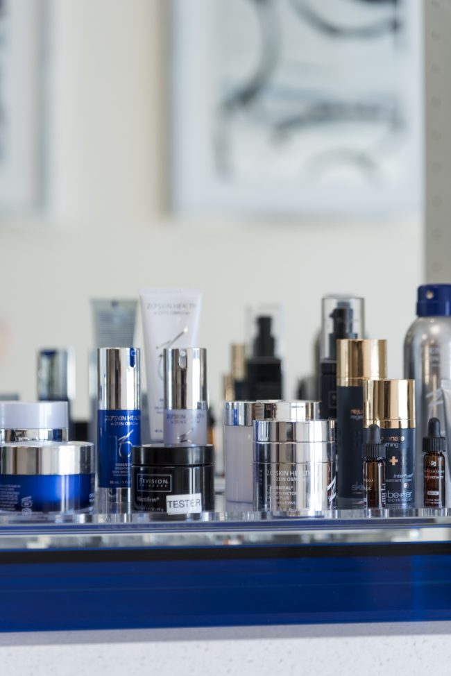 Luxurious Skin Care Products