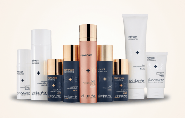 skinbetter science® skin care products